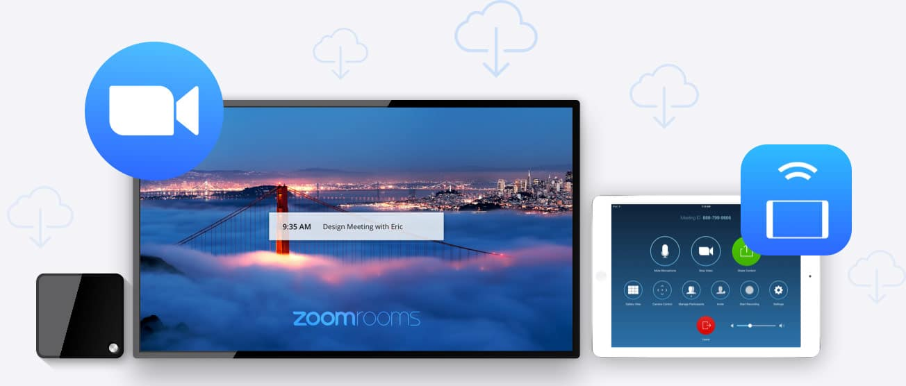 Zoom software