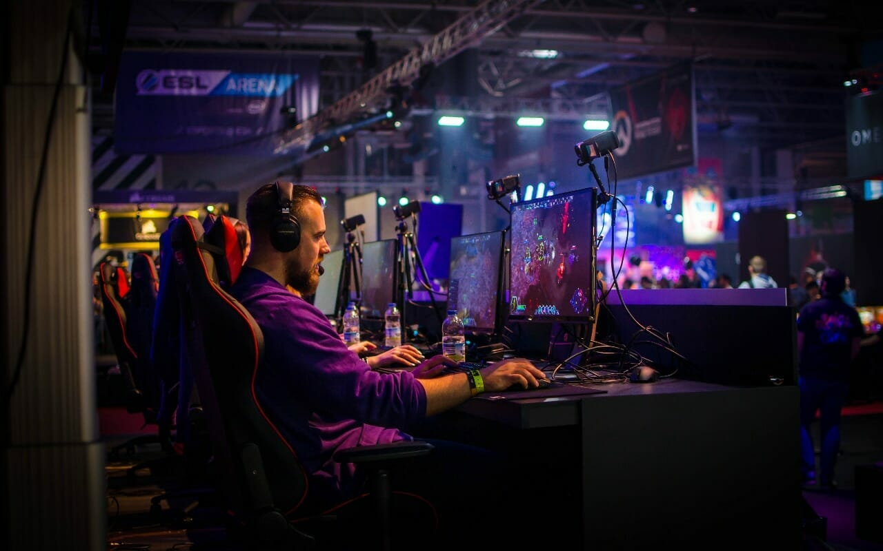 Gamers competition